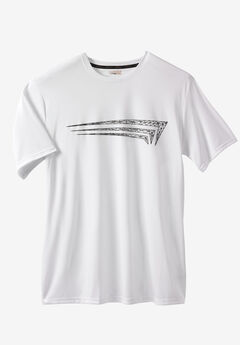 Logo Graphic Tee by Copper Fit™,