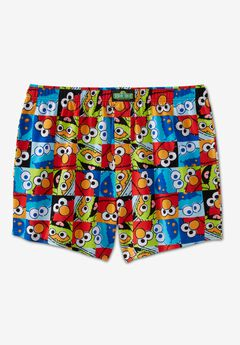 Patterned Boxers,