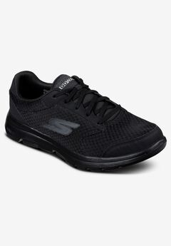 Skechers® Go Walk Lace-Up Shoes,
