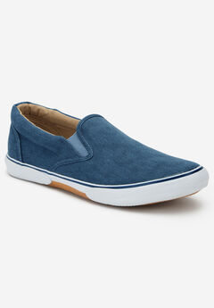 Canvas Slip-On Shoes,