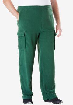 Explorer Fleece Cargo Pants,
