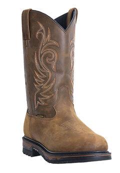 "Laredo 11"" Contrast Stitch Wellington Boots,"