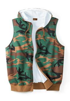 Thermal Lined Fleece Vest by Boulder Creek®,