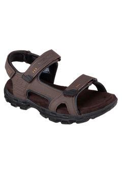 Garver-Louden Relaxed Fit Sandal by Skechers®,