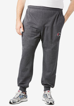 Fleece Logo Jogger Pants by Champion®,