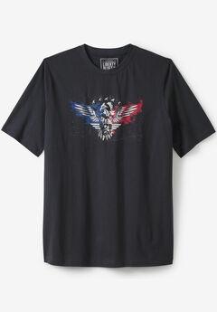 Liberty Blues® Americana Screen Tee,