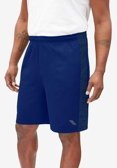 Sport Series Shorts by KS Sport™, MIDNIGHT NAVY MARL