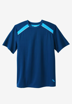 Power Wicking Short Sleeve Tee by KS Sport™,
