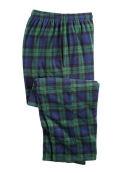 Microfleece Pajama Pants,