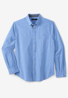 Nautica® Stretch Oxford Shirt,