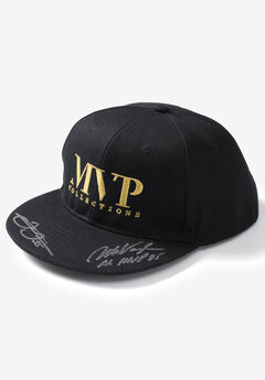MVP Collections® Autographed Logo Hat,