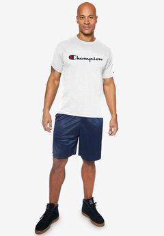 Champion® Short-Sleeve Logo Tee,