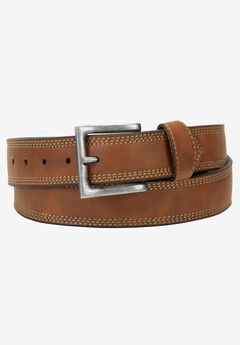 Covered Buckle Belt by Wrangler®,