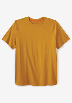 Boulder Creek® Heavyweight Crewneck T-Shirt,