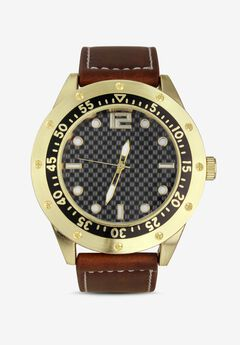 Gold Metal Watch,