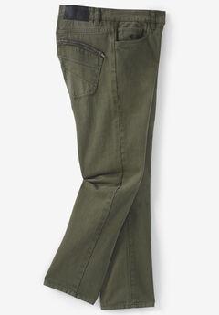 Bull Denim Zip Back Pant by Rocawear®,