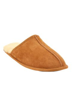 Shearling Slippers,