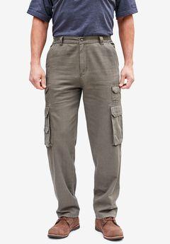 Side-Elastic Ranger Cargo Pants by Boulder Creek®,