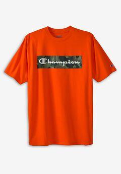 Champion® Camo Screenprint T-Shirt,