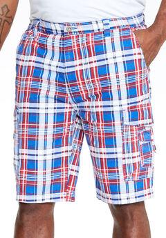 "10"" Cargo Shorts,"