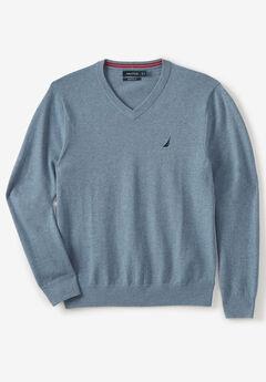 Nautica® Navtech V-Neck Sweater,