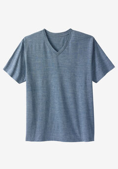 Flex V-neck Tee by Liberty Blues®,