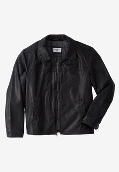 Laydown Collar Jacket by Dockers®,