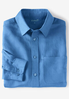 KS Island™ Linen Blend Dress Shirt,