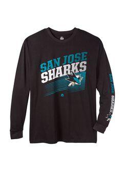 NHL® Long Sleeve Team Tee,