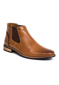 Deer Stags® Argos Cap-Toe Boots,