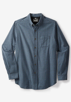 Plaid Flannel Shirt by Liberty Blues®,