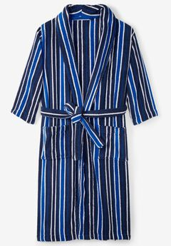 Terry Bathrobe with Pockets,