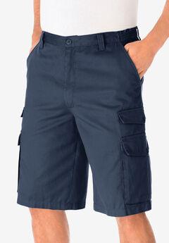 "12"" Cargo Shorts,"
