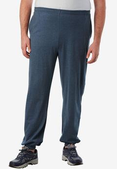 Lightweight Elastic Cuff Sweatpants,
