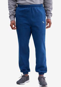 Wicking Fleece Elastic Cuff Pants by KS Sport™,