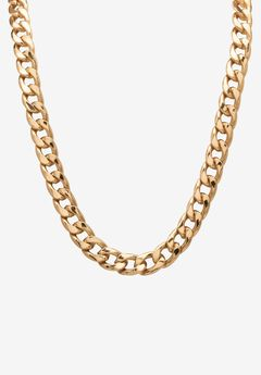 30' Curb-Link Necklace ,