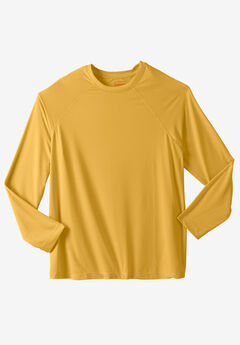Long-Sleeve Off-Shore Tee by Boulder Creek®,