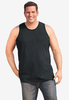 Shrink-Less™ Lightweight Tank,