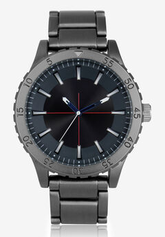 Gunmetal Watch,