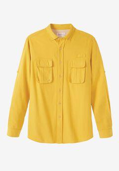 Off-Shore Flannel Shirt by Boulder Creek®,