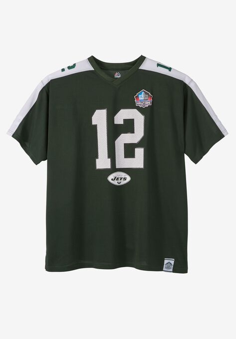 1d31b13b3 NFL® Hall of Fame Player Jersey | Plus Size T-Shirts | Full Beauty