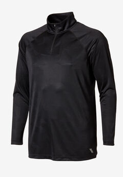 ForceCool ¼-Zip Track Jacket by KS Sport™,