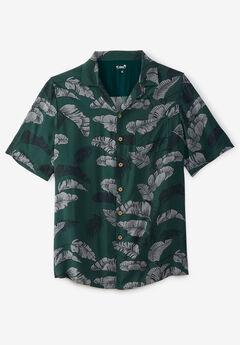 KS Island™ Printed Rayon Shirt,