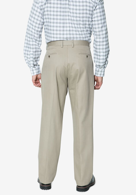 6f30fb63470 Signature Lux Pleat Front Khakis by Dockers®
