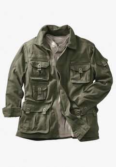 Multi-Pocket Jacket by Boulder Creek®,