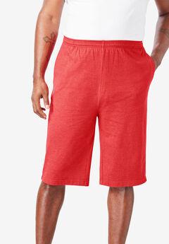 Lightweight Extra Long Shorts,
