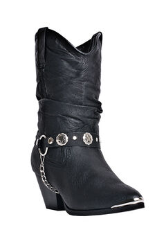 Olivia Boots by Laredo, BLACK
