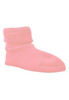 Cuff Slipper Sock by Muk Luks®,
