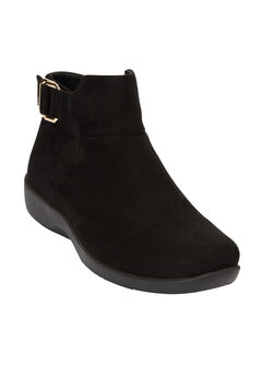 The Cassie Shootie by Comfortview®, BLACK