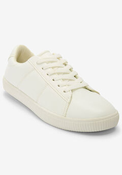 The Hadlee Sneaker by Comfortview®, NEW WHITE